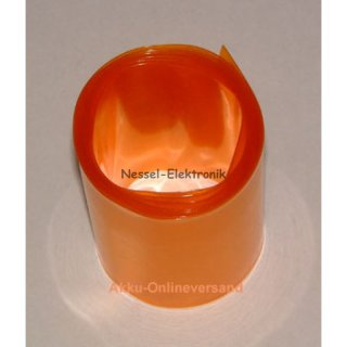 SR 43 / 68x0.13mm / transparent orange