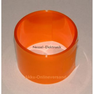 SR 60 / 95x0.10mm / transparent orange